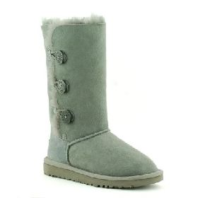 1962/GREY SE UGG BAL BUT TRIPL