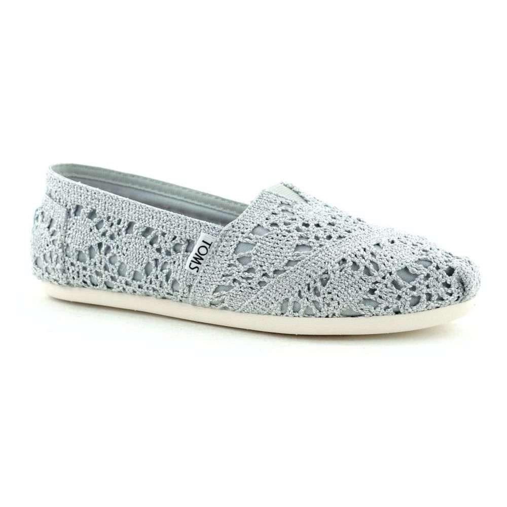 10008028 TOMS CROCHET METALLIC