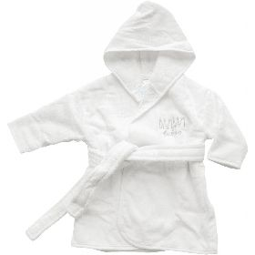 BAMBAM 50127M BABY BATHROBE