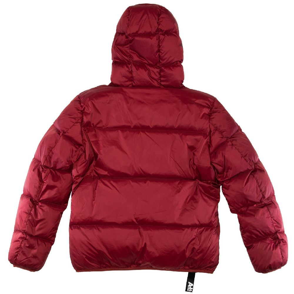AH6 W20AH6-318/RED DOWN JACKET - 1